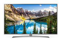 TV LED LG  55UJ670V, Silver