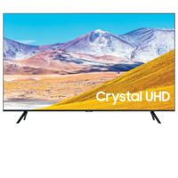 "Televizor 43"" LED TV Samsung UE43TU8000UXUA, Black"