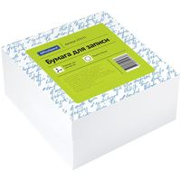 OfficeSpace Бумага для заметок OFFICESPACE, 90x90x45 мм, белая