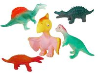 Набор динозавров-хищников, 5шт