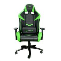 Gaming Chair Gamemax GCR08, Black/Green