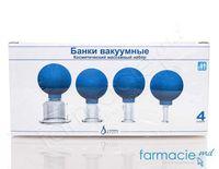 Ventuze p/u masaj cosmetic N4