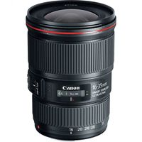 Canon EF 16-35mm f/4.0L IS USM, Zoom Lens
