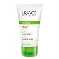 Uriage Hyseac Fluid SPF 50+, 50ml (15001006)