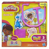 Hasbro Play doh Doctor Kit Featuring Doc McStuffins (A6077)
