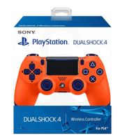 Gamepad Sony DualShock 4 v2 Orange for PlayStation 4