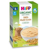 Terci organic Hipp din cereale fără lapte (6+ luni), 200 gr.