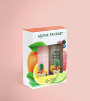 """Подарочный набор Aroma Fantasy """"Фруктовый салат"""""""