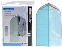 Set huse pentru haine Storage Solutions 2buc 60X100cm, poliester