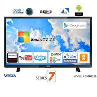 Телевизор Vesta LD32B722S SmartTV2.0 DVB-C/T/T2