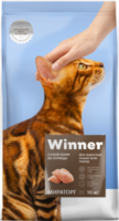 Мираторг Корм для взрослых кошек всех пород курное мясо 10кг