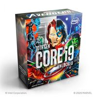 Intel® Core™ i9-10850KA - Marvel's Avengers Limited Edition, S1200, 3.6-5.2GHz (10C/20T) Tray