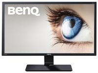 """28.0"""" BenQ """"GC2870H"""", Black (VA, 1920x1080, 5ms, 300cd, LED20M:1(3000:1), D-Sub + HDMI) (28.0"""" VA : LED, 1920x1080 Full-HD, 0.32mm, 5ms, 300 cd/m², DCR 20 Mln:1 (3000:1), 178°/178° @C/R>10, VGA, HDMI 1.4 x2, Headphone-Out, Built-in PSU, Fixed Stand (Tilt -5/+15°), VESA Mount 100x100, Flicker-free Technology, Low Blue Light, Black)"""