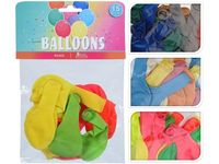 Set baloane 15buc, multicolore