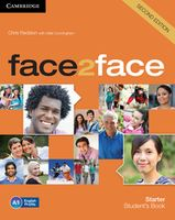 face2face Starter Student's Book 2nd Edition