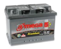 Аккумулятор AMEGA Premium )-74Ah