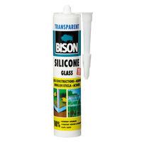 Bison Силикон Glass Бесцветный 280 мл