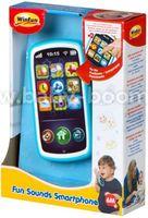 """Color Baby 44523 Музыкальная игрушка """"Телефон"""""""