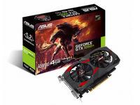 Видеокарта ASUS Cerberus GeForce GTX 1050 Ti Advanced Edition (4 ГБ/GDDR5/128 бит)
