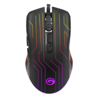 Mouse Marvo M313 Gaming, Black