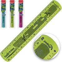 MAPED Линейка MAPED Twist'n Flex, пластиковая, 20 см