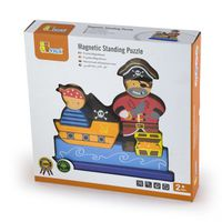 Magnetic 3D Puzzle - Pirate