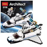 Decool конструктор Architect 285 дет.