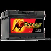 Авто аккумулятор Banner Starting Bull 555 19