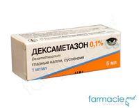 Dexametazon pic.oft. 0.1% 5ml (Polonia)