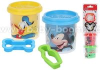"""Color Baby 77170 Набор пластилина с формочками """"Mickey"""" (2 шт.)"""