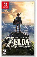 Видео игра Nintendo The Legend Of Zelda Breath Of The World (Switch)