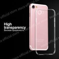 Hoco Light Series TPU  Iphone 7 Plus, Transparent