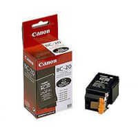 Inkjet-Cartridge E21003, For CANON BJC 2000/ 4000/ 5000/ C20/ C30/ C50/ C70/ C80 black