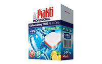 Таблетки dr. Prakti для посудомоечной машины 72шт