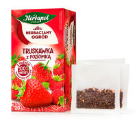 Чай фруктовый Tea Garden Strawberry and Wild Strawberry, 20 шт