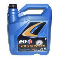 Масло ELF EVOLUTION SXR 5W-40 4л