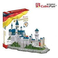 CubicFun пазл 3D Neuschwanstein Castle