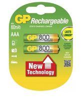 cumpără Acumulator GP Rechargeable AAA 850mAh (2buc) în Chișinău