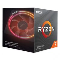AMD Ryzen 7 3800X, Socket AM4, 3.9-4.5GHz (8C/16T), 32MB Cache L3, 7nm 105W, Box (with Wraith Prism RGB LED Cooler)