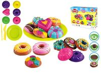 Set pentru modelare Funny Lucky Doughnut (accesorii)