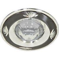 Feron Встраиваемый светильник DL2011 MR-16 серебро