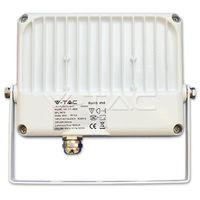 Прожектор LED V-Tac — 20W White Body SMD 3000K VT-4820