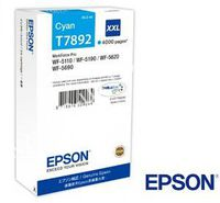 Ink Cartridge Epson T789240 cyan WF-5xxx Series Ink Cartridge XXL Cyan