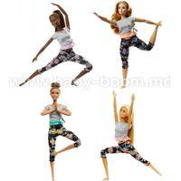 """Barbie FTG80 Кукла Барби """"Двигайся как я"""" в асс."""