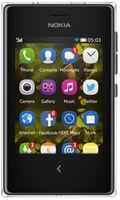 Nokia Asha 502 Dual Sim (Black)