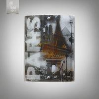 cumpără N&B Light Bra 5801-3 серии Путешествие Париж în Chișinău