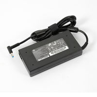 AC Adapter Charger For HP 19.5V-6.15A (120W) Round DC Jack 4,5*3,0mm w/pin inside Original