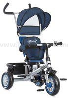 Chipolino Трицикл Twister TRKT01702NA синий  (360˚)