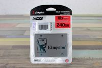 "2.5"" SSD 240GB Kingston A400"