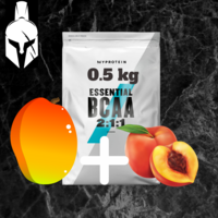 Essential BCAA 2:1:1 - Piersică și Mango - 0.5 KG